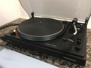Gramofon Tekefunken S800 hifi