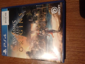 PlayStation 4 Assassins Creed Origins
