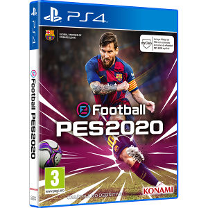 EFootball PES 2020 (PS4 / Xbox One)