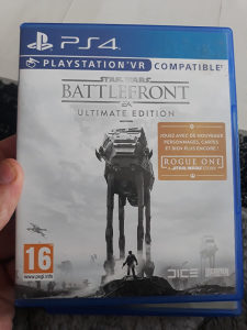 PS4 BATTLEFRONT ULTIMATE EDITION