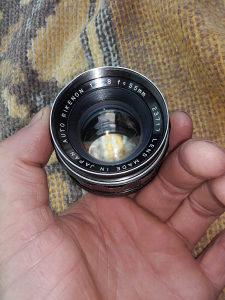 Objektiv 55mm 1:1.8