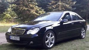 Mercedes c220 w203