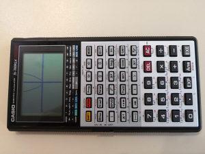 Casio grafički kalkulator FX 7000 ga