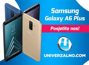 Samsung Galaxy A6+ 2018 64GB (A6 Plus)