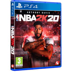PS4 NBA 2K20 (PlayStation 4 / Xbox One)