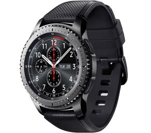 Samsung Galaxy R760 Gear S3 Frontier Dark Gray