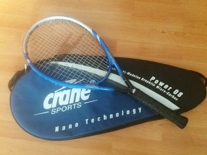Teniski reket Crane Power 08 Titanium