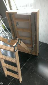 "Tavanske stepenice/ljestve 60/70x120  ""AKCIJA"""