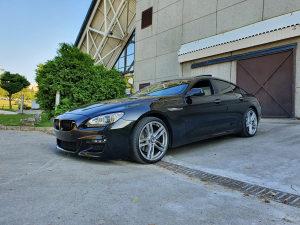 BMW f06 f12 f13 640xd grand coupe xdrive M paket Full