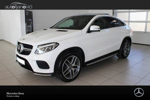 Mercedes-Benz GLE 350 d Coupe 4MATIC