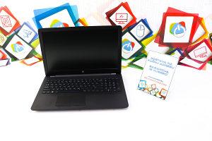 Laptop HP 15-rb006nm; A4-9120 r3; 500GB HDD; 4GB RAM