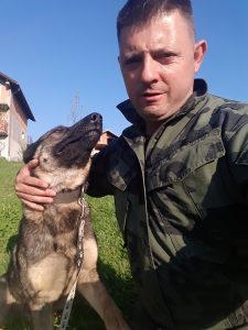 Dresura pasa i pansion za pse-B.Luka