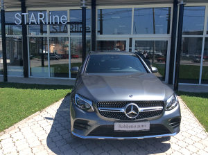 Mercedes-Benz GLC 350 d 4MATIC Coupe