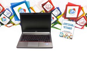 Laptop Fujitsu LifeBook E736; i5-6300u; 500GB HDD; DDR4