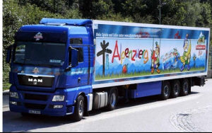 Kamion vozac posao