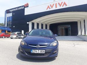 Opel Astra 2012.1.7cdti facelift,registrovana
