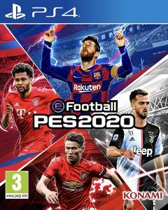 eFootball PES 2020 PS4. *** A K C I J A ***