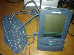 PDA Olivetti-DaVinci
