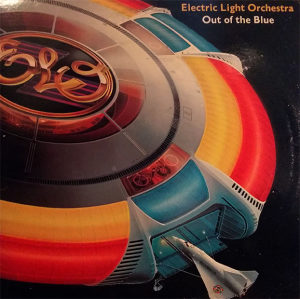 Electric Light Orchestra - Out Of The Blue 2LP