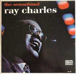 Ray Charles - The Sensational... LP