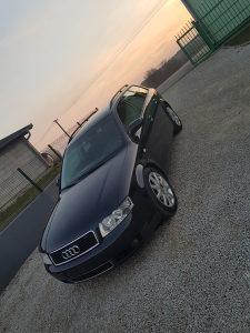 Audi a4 b6 u dijelovima
