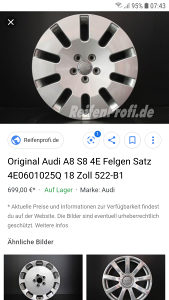 Audi feluge