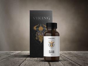 VIKING Elixir/Ulje za rast brade