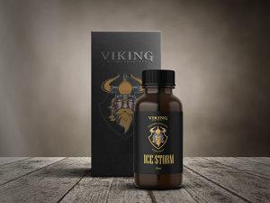 VIKING Ice Storm/ Ulje za bradu