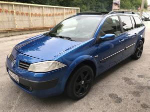 Renault Megane 1.9 Dci 88 kw 2005*Reg*Panorama