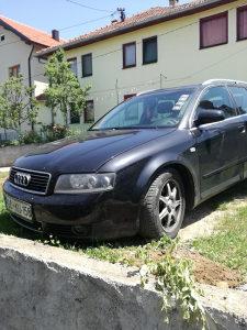 Audi a4 b6 u dijelovima dijelovi delovi