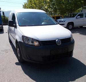 VW Caddy 2011 1.2 TSI