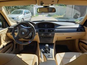 Bmw 318d facelift (e90)