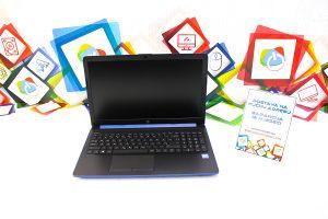 Laptop HP Pavilion 15; Celeron N4000 2,60GHz; 4GB DDR4