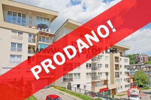 PROSTOR prodaje: Namješten stan, novogradnja, Vogošća