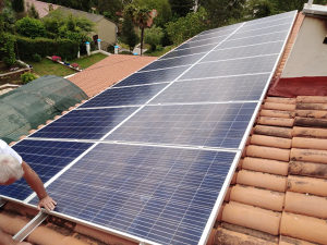 Solarna oprema solarni paneli Solarne elektrane
