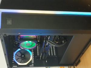 AMD RYZEN 7 2700X / ASUS GTX 1660 TI 8GB / B450-F STRIX