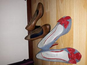 Cipele zenske, Tamaris 1+1