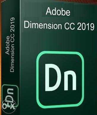 Adobe Dimension CC 2019 - Kompjuteri - Aplikativni softver