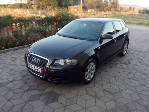 Audi a3 1.9 77kw navi 2008 PANORAMA