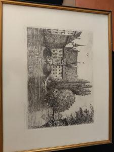 Umjetničko djelo tuš Nurnberg