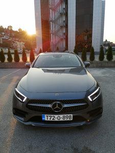 Mercedes-Benz CLS 400d 4-MATIC AMG