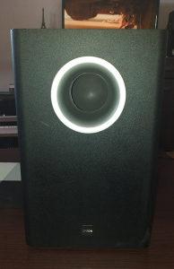 AKTIVNI SUBWOOFER CANTON 100 W - Muzička oprema - Zvučnici