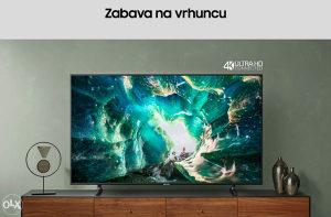"""Samsung 82RU8002 4K 82"""" Gaming TV UE82RU8002UXXH"""