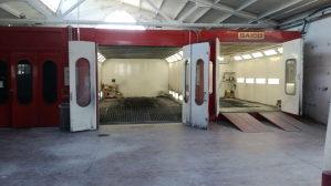 Auto komora lakirnica za auta