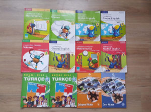 Knjige Cambridge 1,2,3 i 4 razred