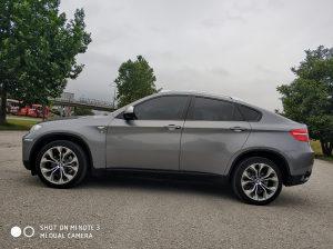 BMW X6 3.0XDrive, MOGUCA ZAMJENA