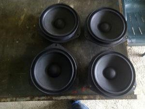 OPEL Vectra C zvucnik zvucnici