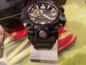 G Shock Mudmaster GWG-1000-1A3ER