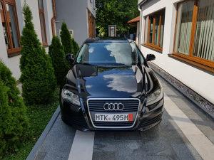 Audi a3 sportback 1.9 TDI 2009 do registracije Njemacka