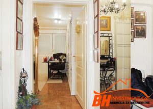 Luksuzan dvoiposoban stan 65 m2 na Bulevaru, Tuzla